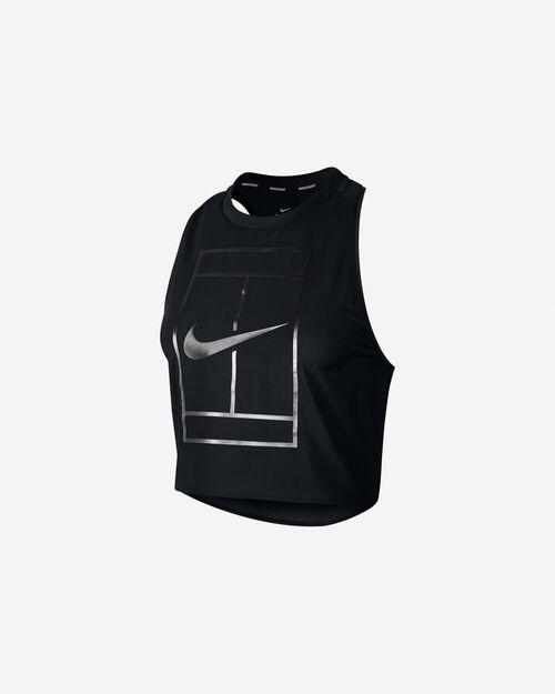 T-Shirt tennis NIKE COURT BASELINE TANK W
