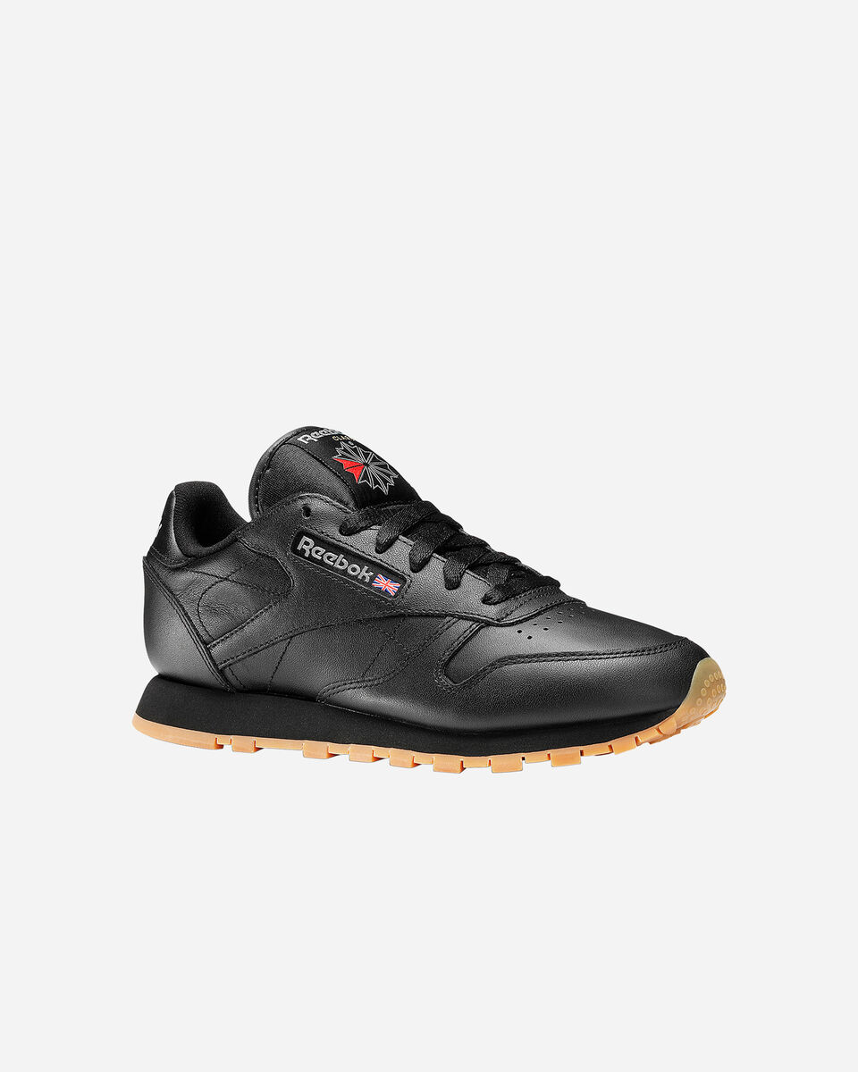 Scarpe sneakers REEBOK CLASSIC LEATHER W S0295670 scatto 1