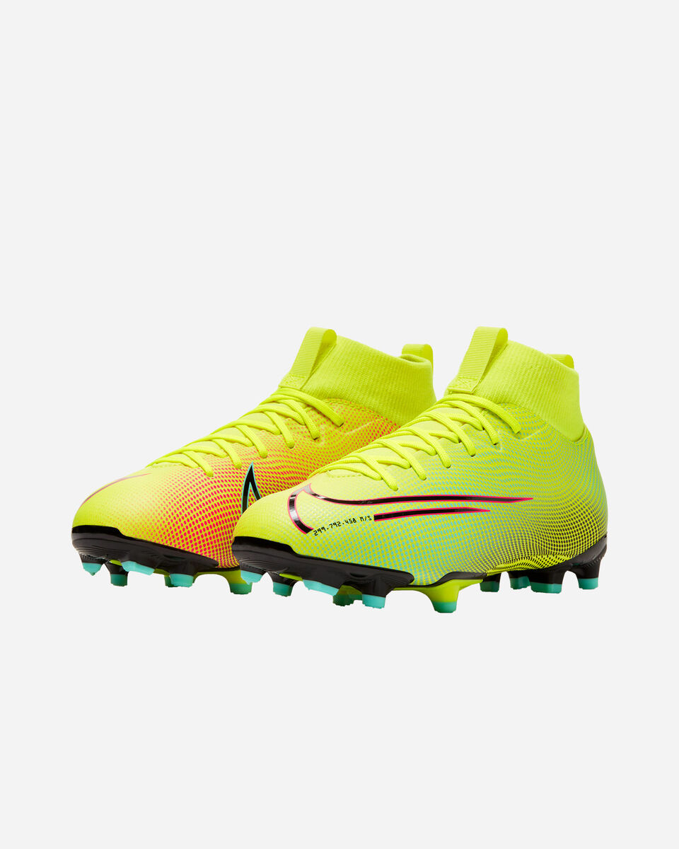 Scarpe calcio NIKE MERCURIAL SUPERFLY 7 ACADEMY MDS MG JR S5161782 scatto 1