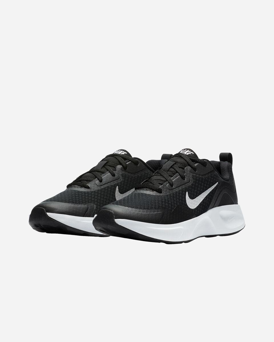 Scarpe sneakers NIKE WEARALLDAY BG JR S5224050 scatto 1