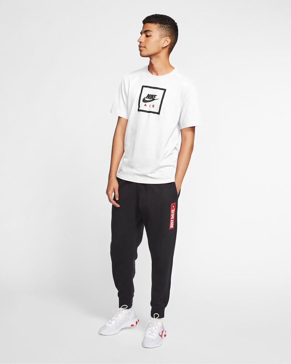 T-Shirt NIKE AIR M S5248560 scatto 4