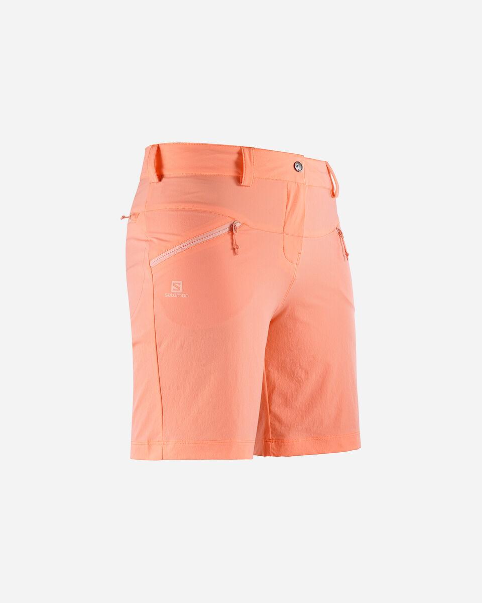Pantaloncini SALOMON WAYFARER LT W S5191134 scatto 1