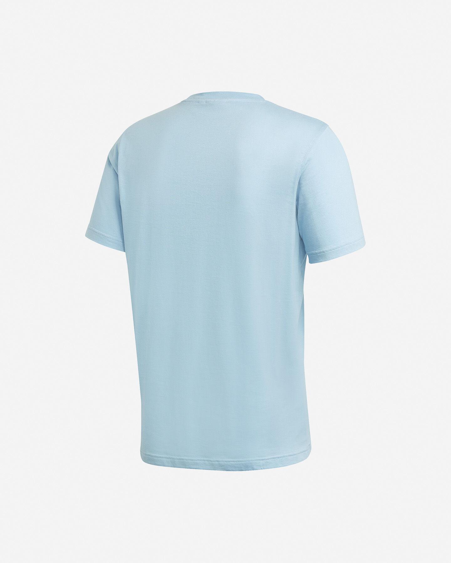 T-Shirt ADIDAS TREFOIL ADICOLOR M S5148483 scatto 1