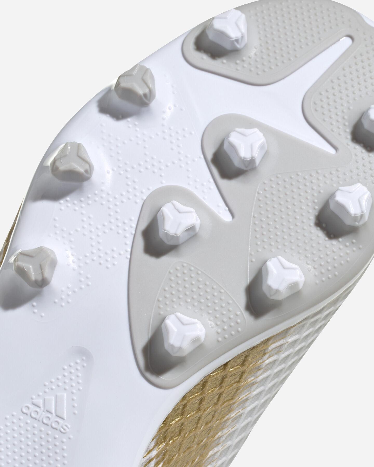 Scarpe calcio ADIDAS X GHOSTED.3 MG JR S5216989 scatto 5