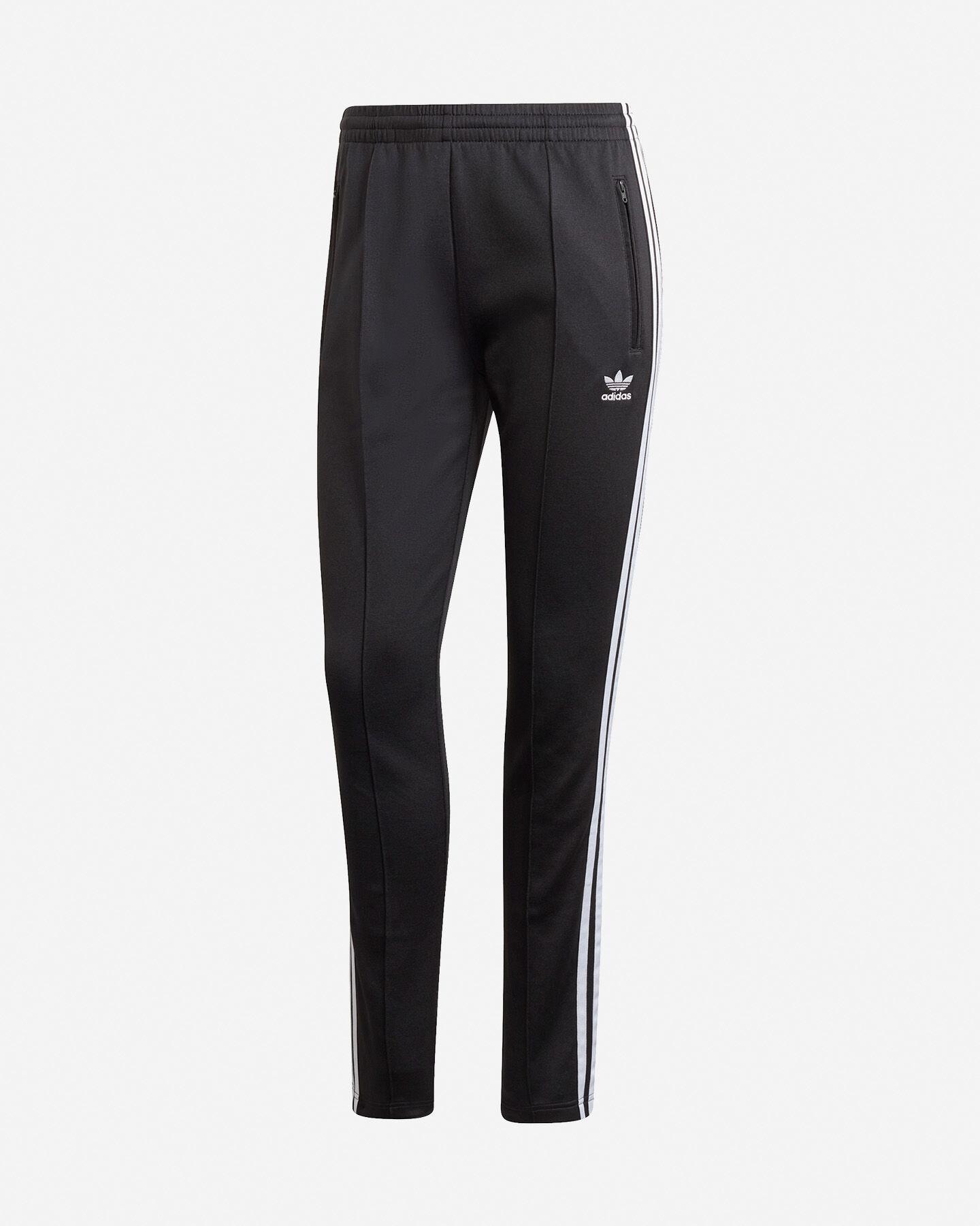 Pantalone ADIDAS INTERLOCK SLIM W S5210188 scatto 0