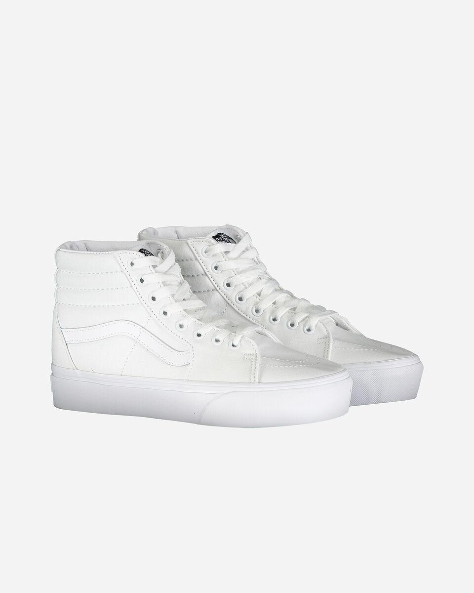 Scarpe sneakers VANS SK8-HI PLATFORM 2.0 W S5169712 scatto 1