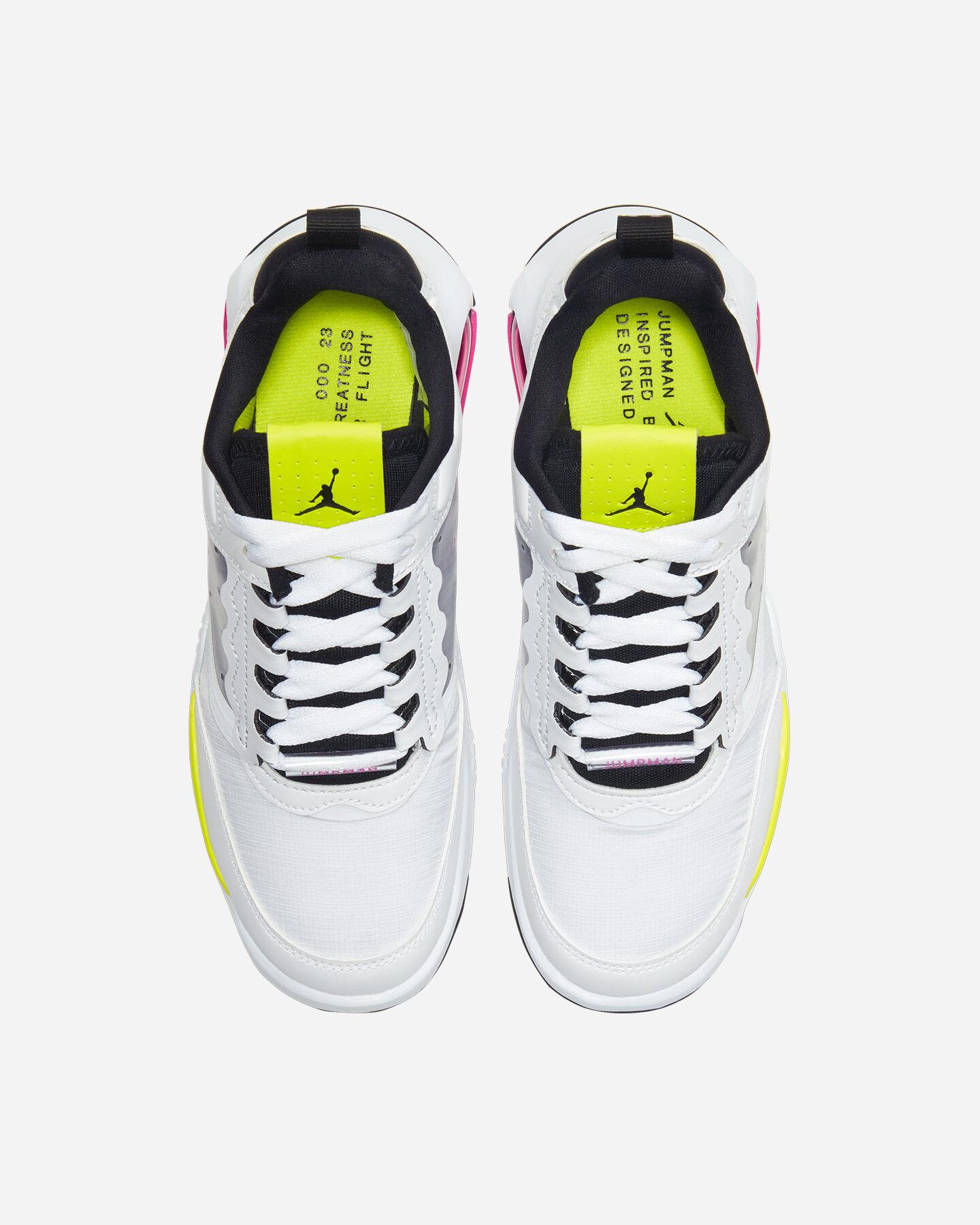 Scarpe sneakers NIKE JORDAN MAX 200 GS JR S5197515 scatto 3