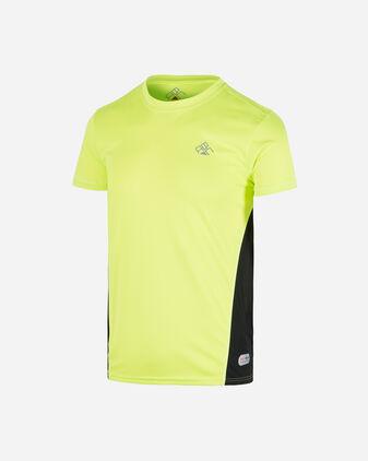 T-Shirt running ABC TECH RUN LOGO M