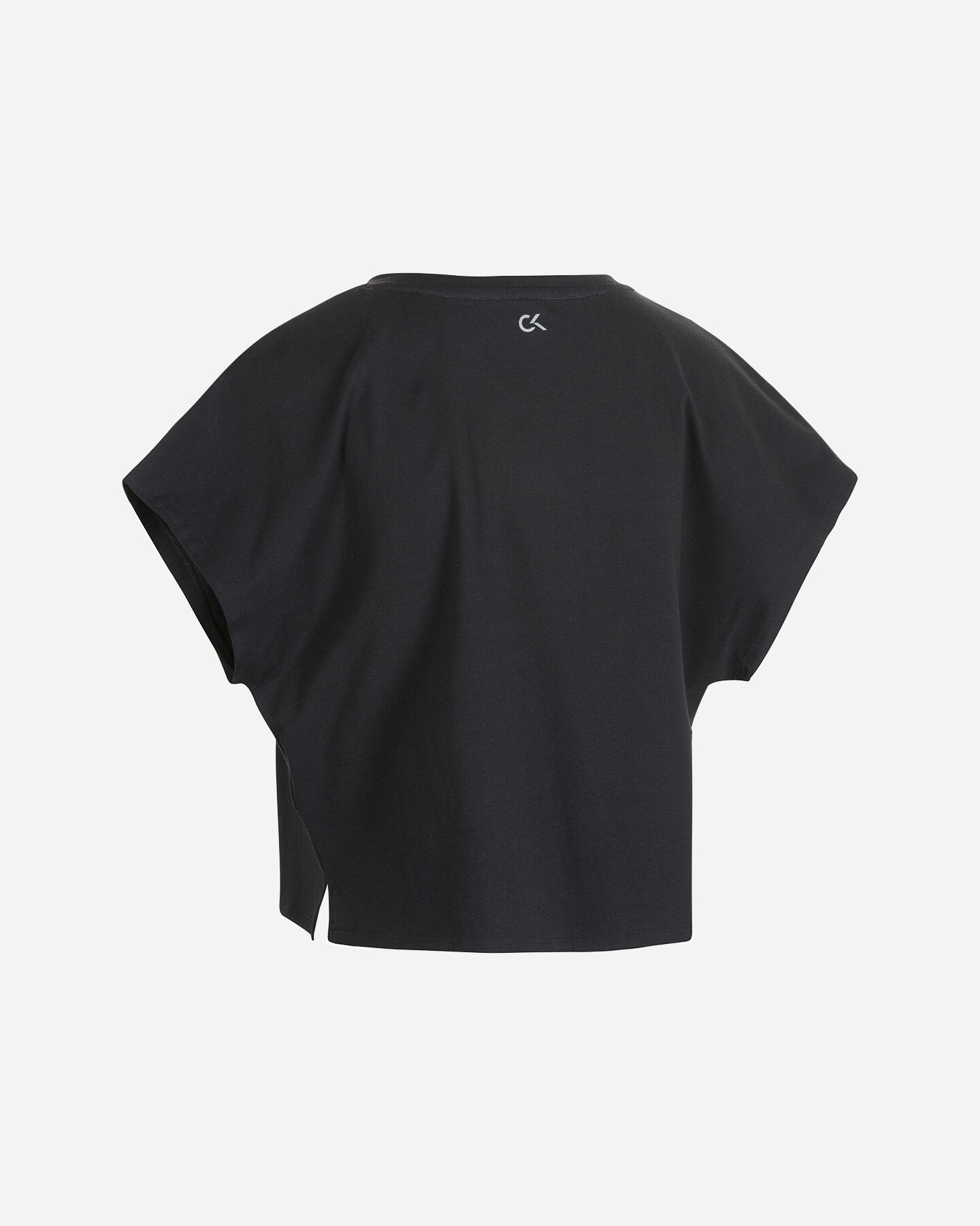 T-Shirt CALVIN KLEIN MC LARGE LOGO W S4079694 scatto 1