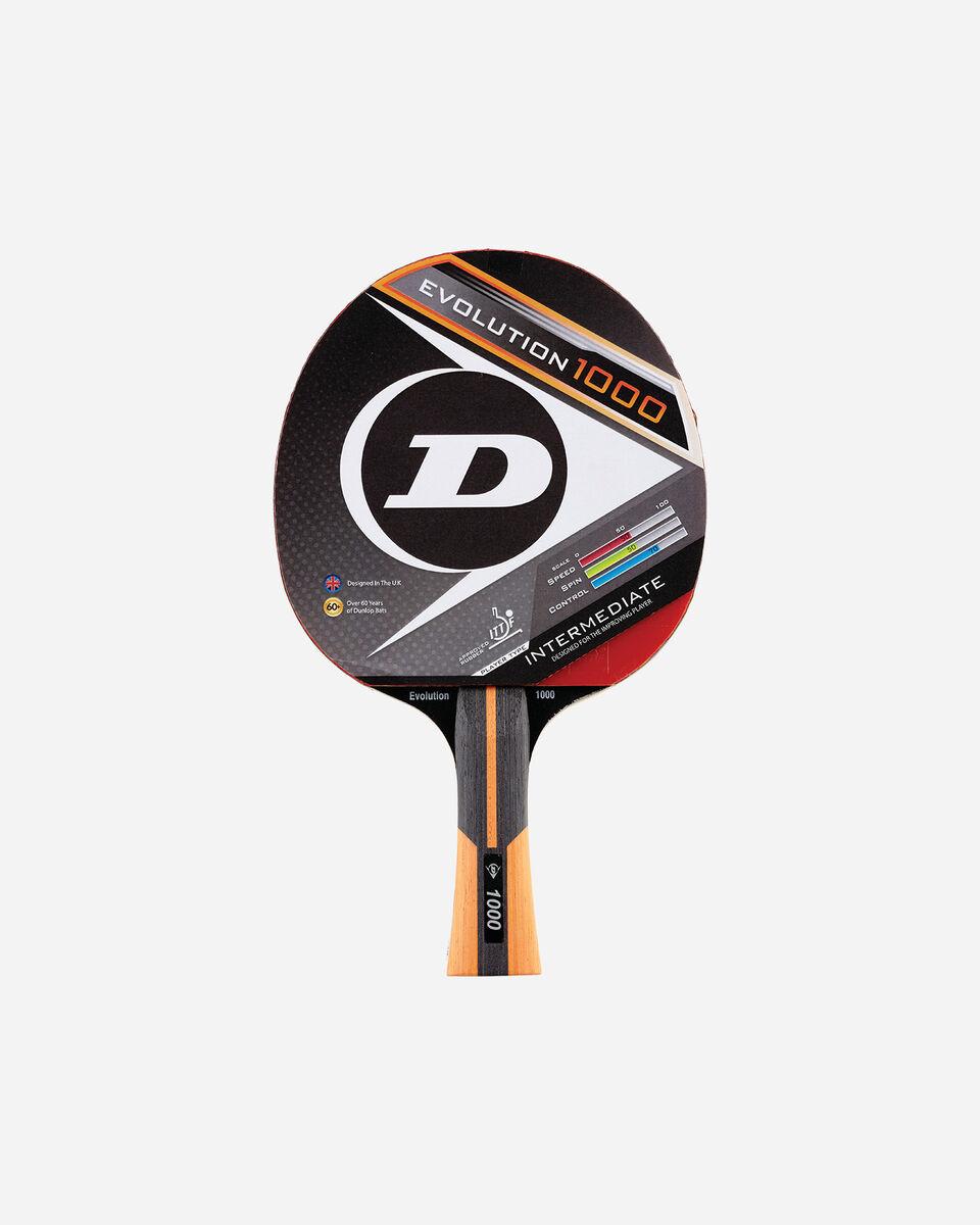 Accessorio ping pong DUNLOP EVOLUTION 1000 S4010051|1|UNI scatto 0