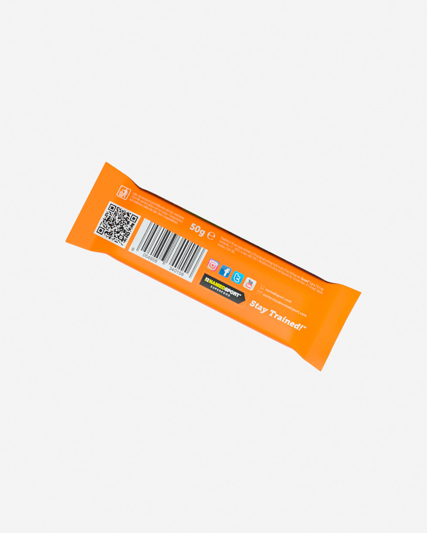 Energetico NAMED SPORT PROTEINBAR 50G S4028449 scatto 1