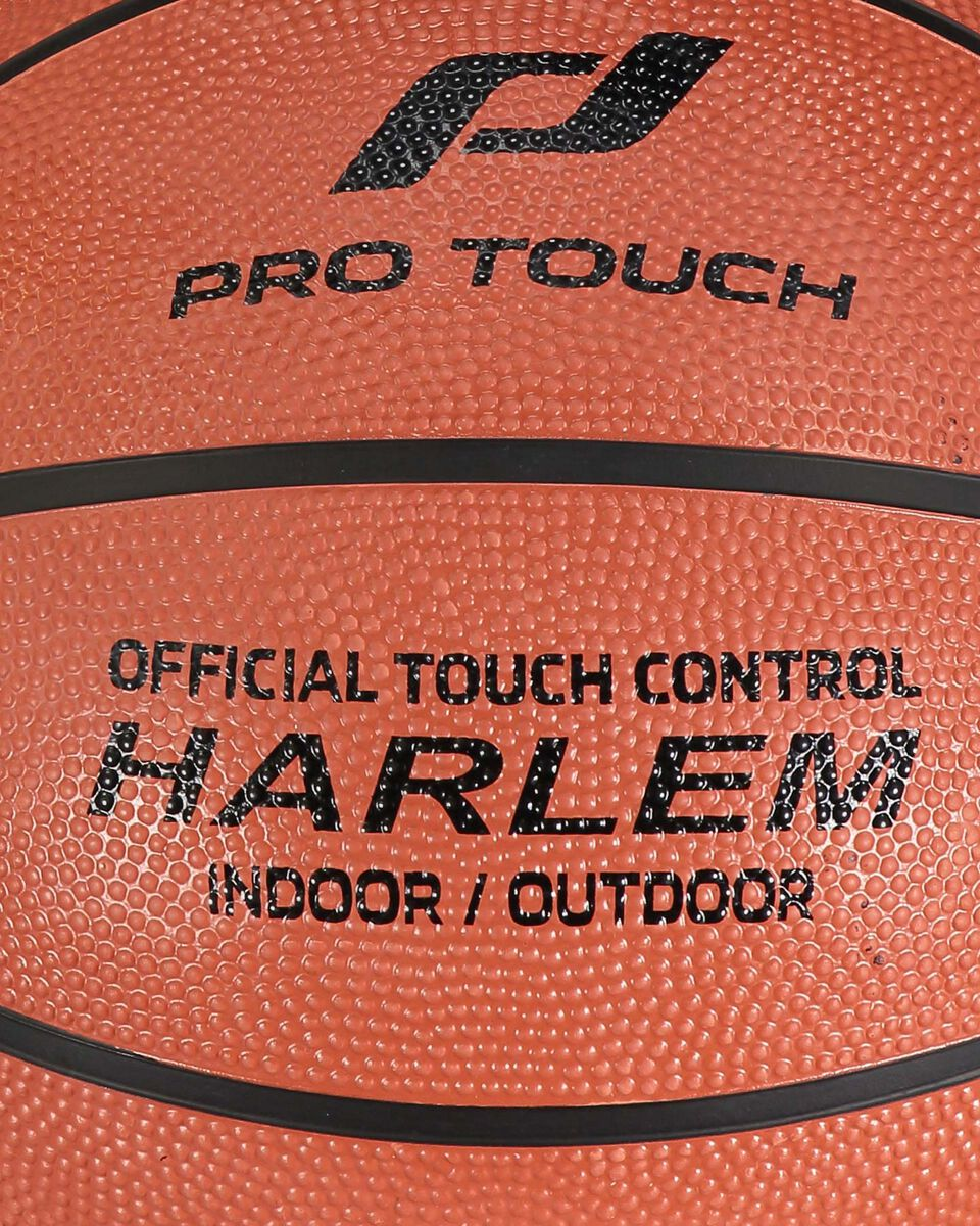 Pallone basket PRO TOUCH HARLEM MIS. 5 S1246134|973|UNI scatto 1