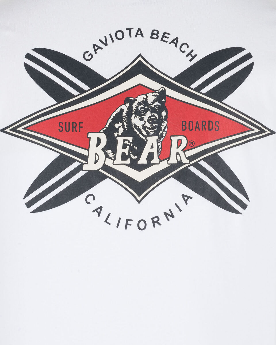 T-Shirt BEAR CLASSIC LOGO M S5182766 scatto 2