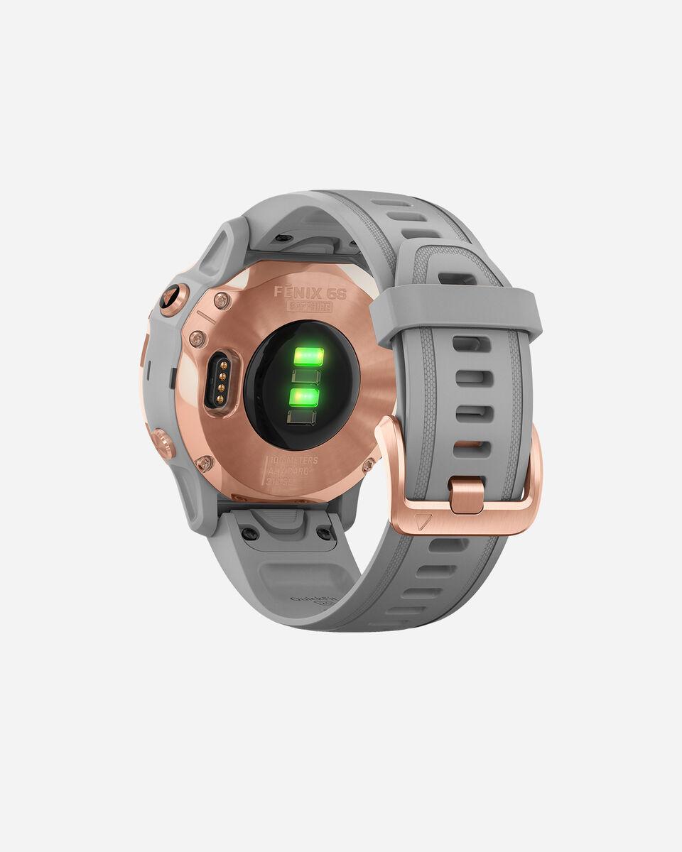 Orologio multifunzione GARMIN FENIX 6S SAPPHIRE S4076554 21 UNI scatto 5
