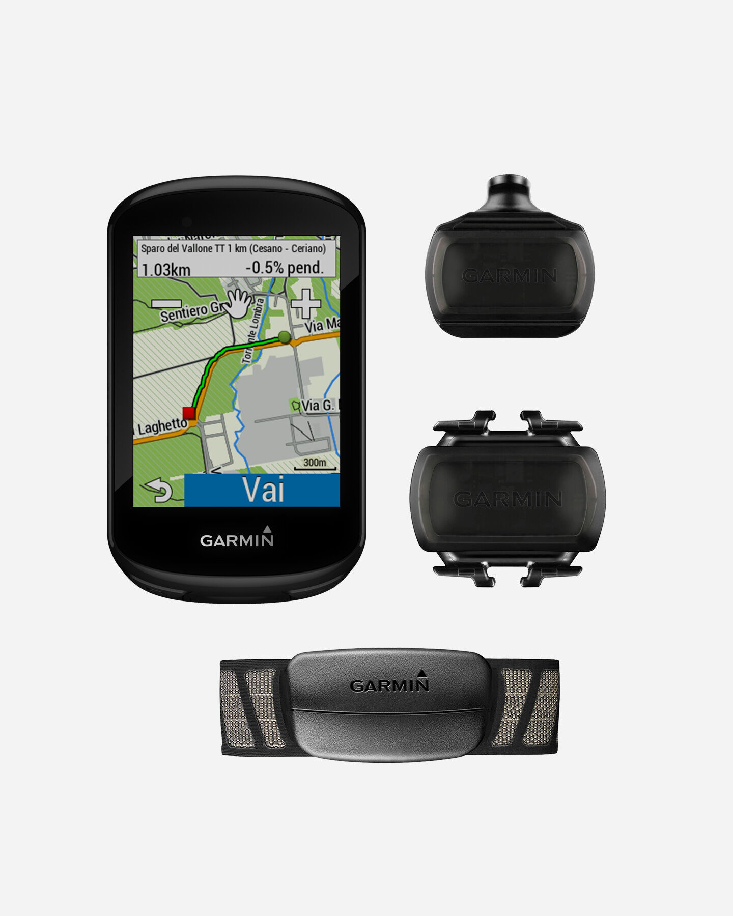 Orologio multifunzione GARMIN EDGE 830 SENSOR BUNDLE S4071887|11|UNI scatto 0