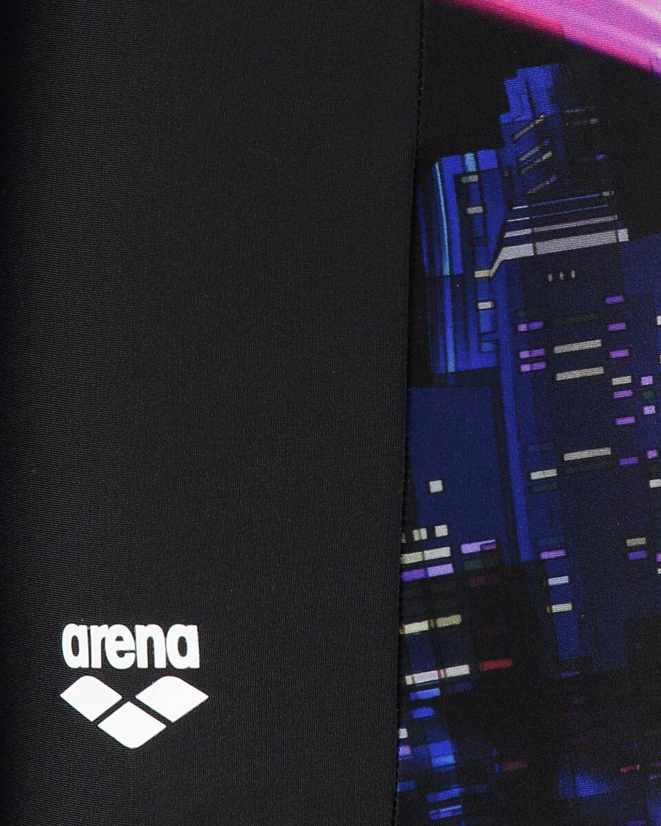 Short piscina ARENA CITY LIGHTS M S5160318 scatto 3