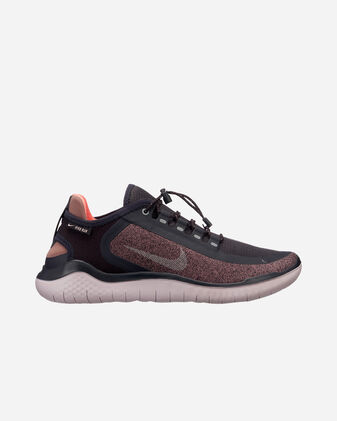 Scarpe sportive NIKE FREE RUN 2018 SHIELD W