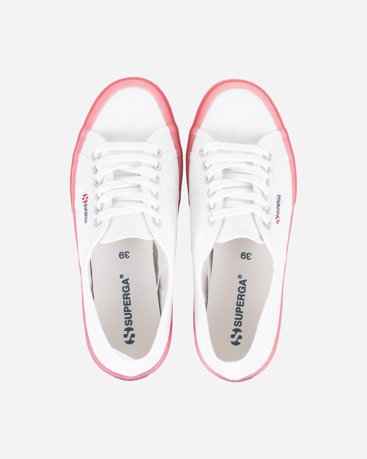 Scarpe sneakers SUPERGA 2750 JELLYGUM COTU W S4077698 scatto 3