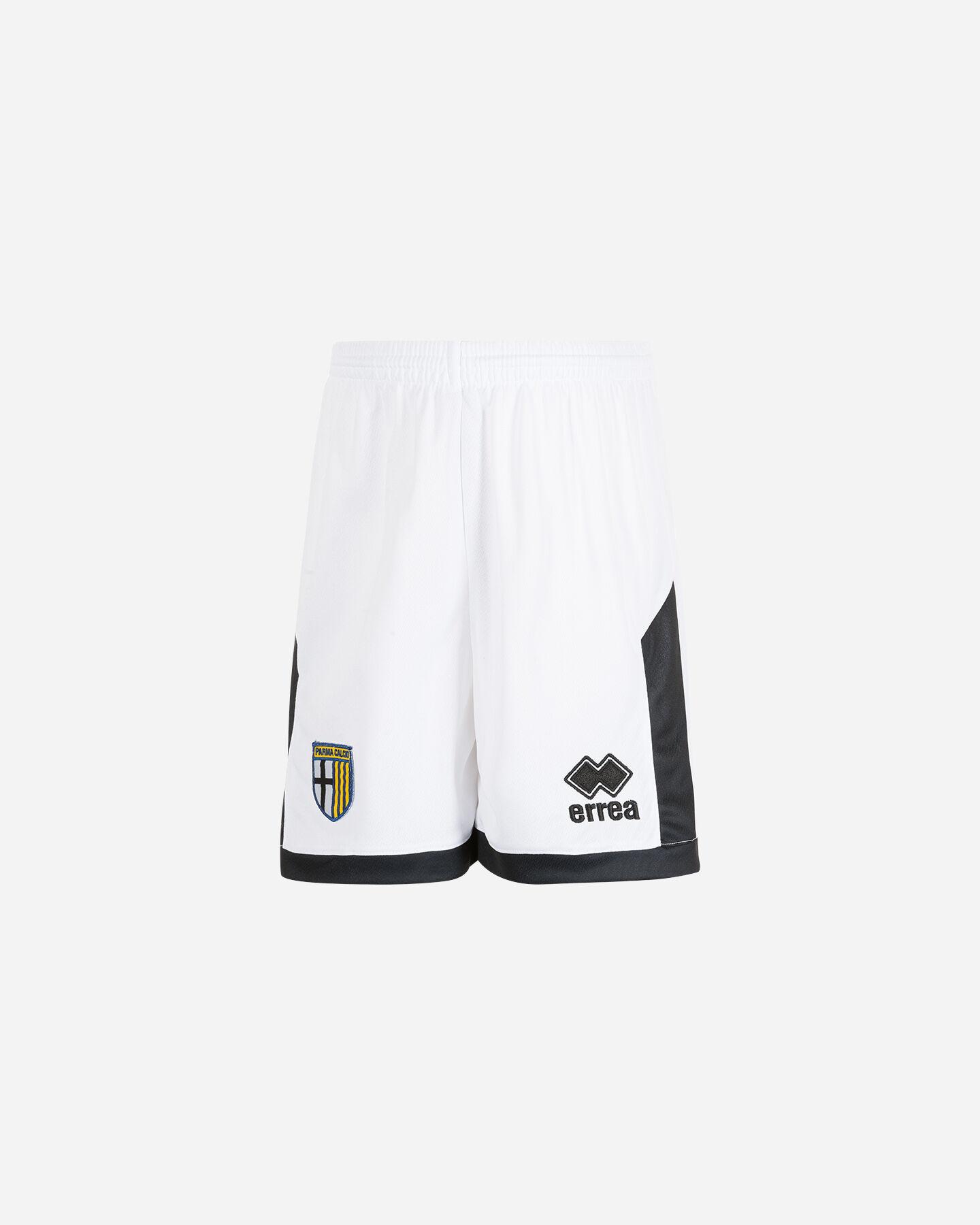 Pantaloncini calcio ERREA PARMA HOME 20-21 JR S4091130 scatto 0