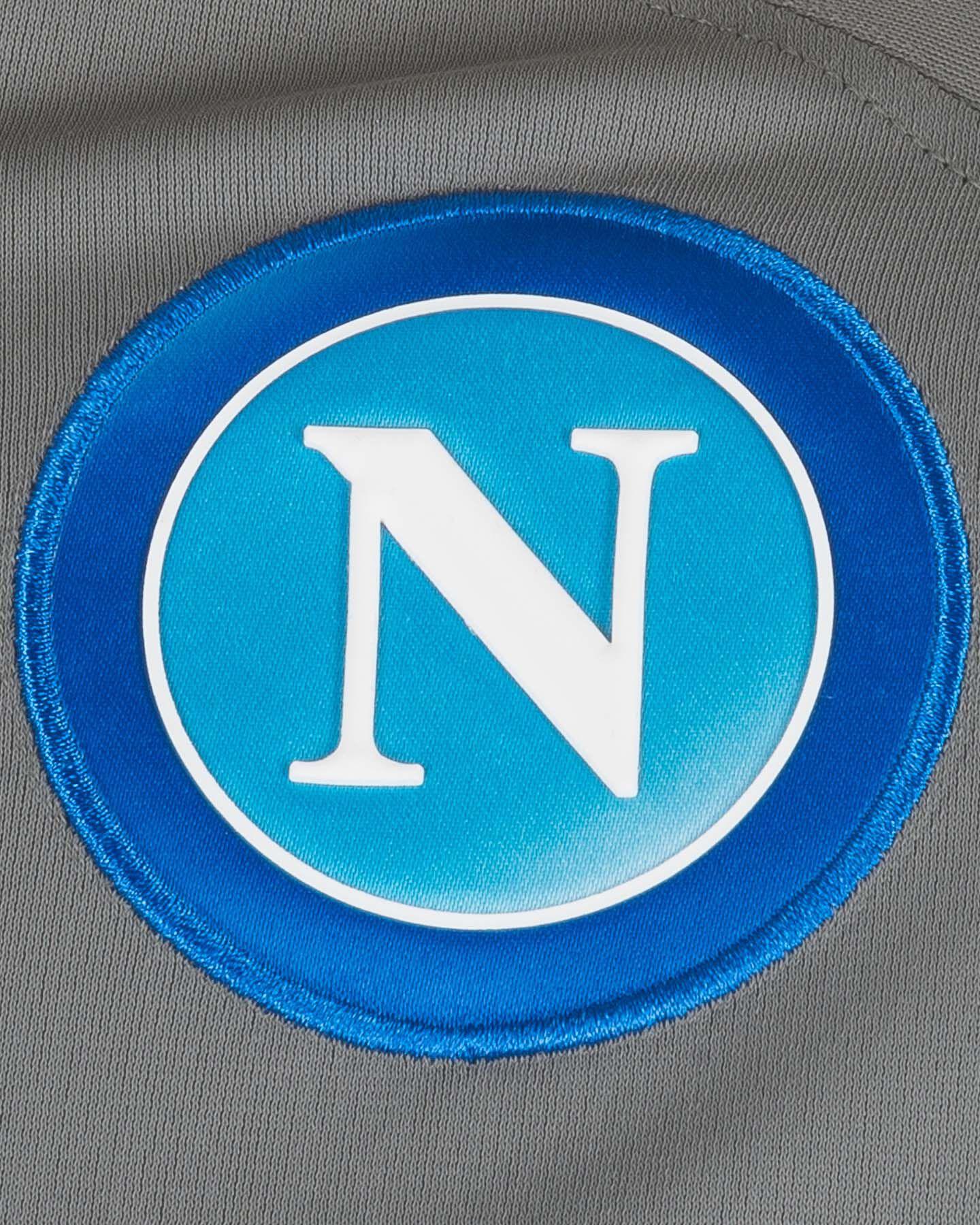 Abbigliamento calcio KAPPA NAPOLI 19-20 M S4068323 scatto 2