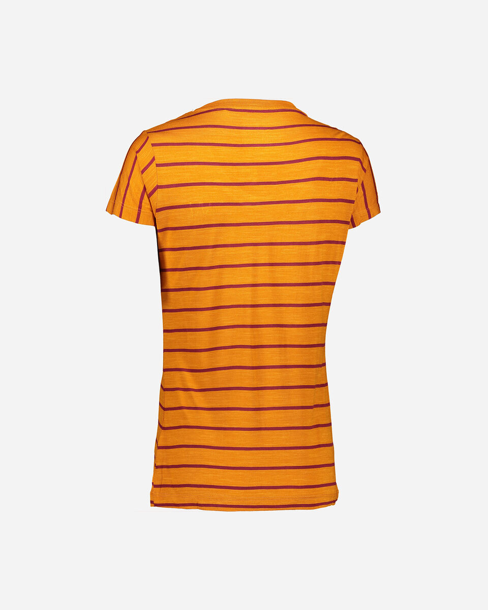 T-Shirt MISTRAL STRIPES W S4087792 scatto 1