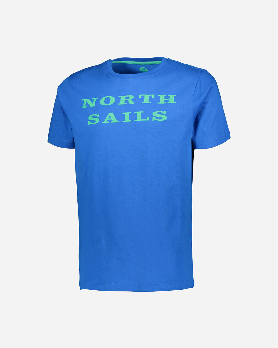 T-Shirt NORTH SAILS GRAPHIC M S4088974 scatto 0