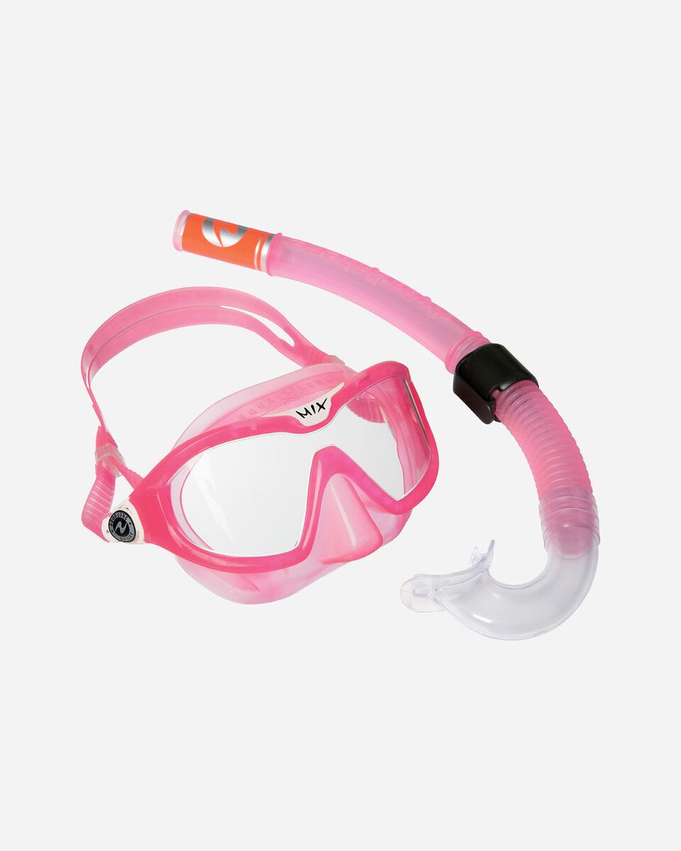 Kit snorkeling AQUALUNG SPORT COMBO MIX JR S1209660|540|UNI scatto 0