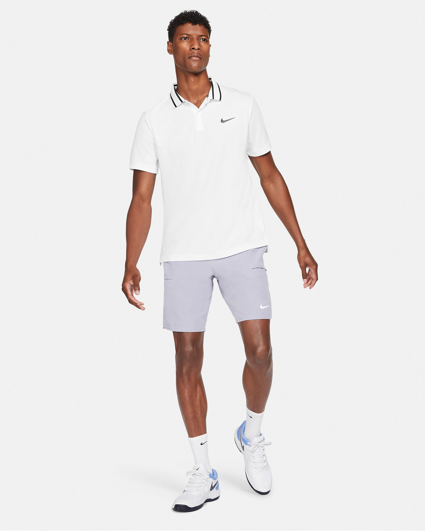 Polo tennis NIKE VICTORY M S5269503 scatto 4