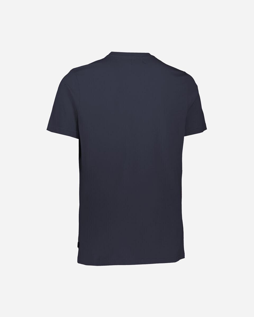 T-Shirt CONVERSE AMERICANA M S5181035 scatto 1