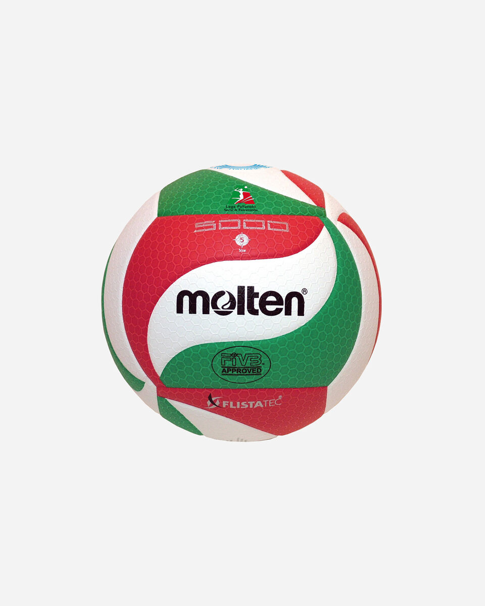 Pallone volley MOLTEN 5000 FLISTATEC MIS.5 S1168968|1|5 scatto 0