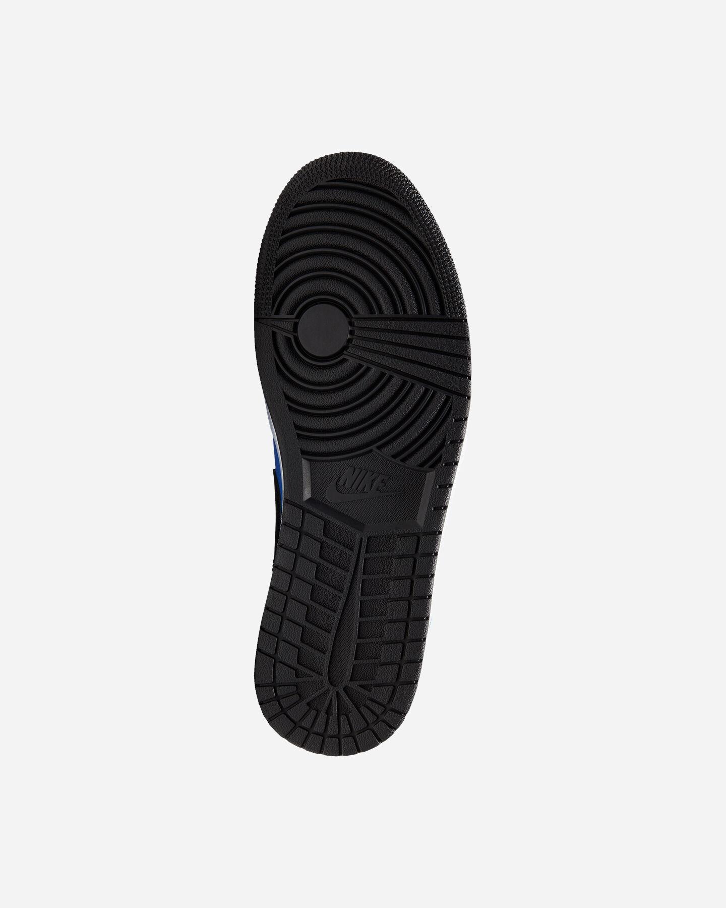 Scarpe sneakers NIKE AIR JORDAN 1 LOW M S5270337 scatto 2