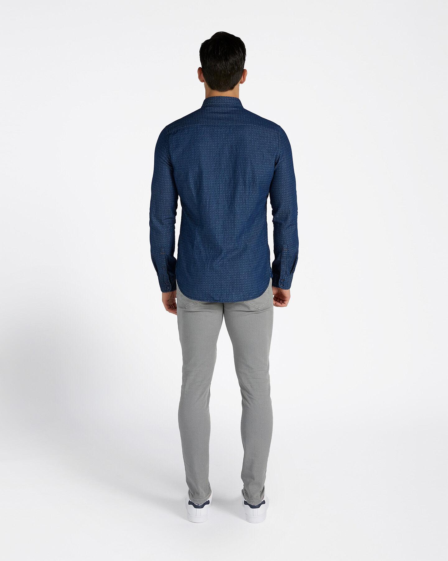 Camicia COTTON BELT DOBBY SLIM MEDIUM M S4070899|MD|L scatto 2