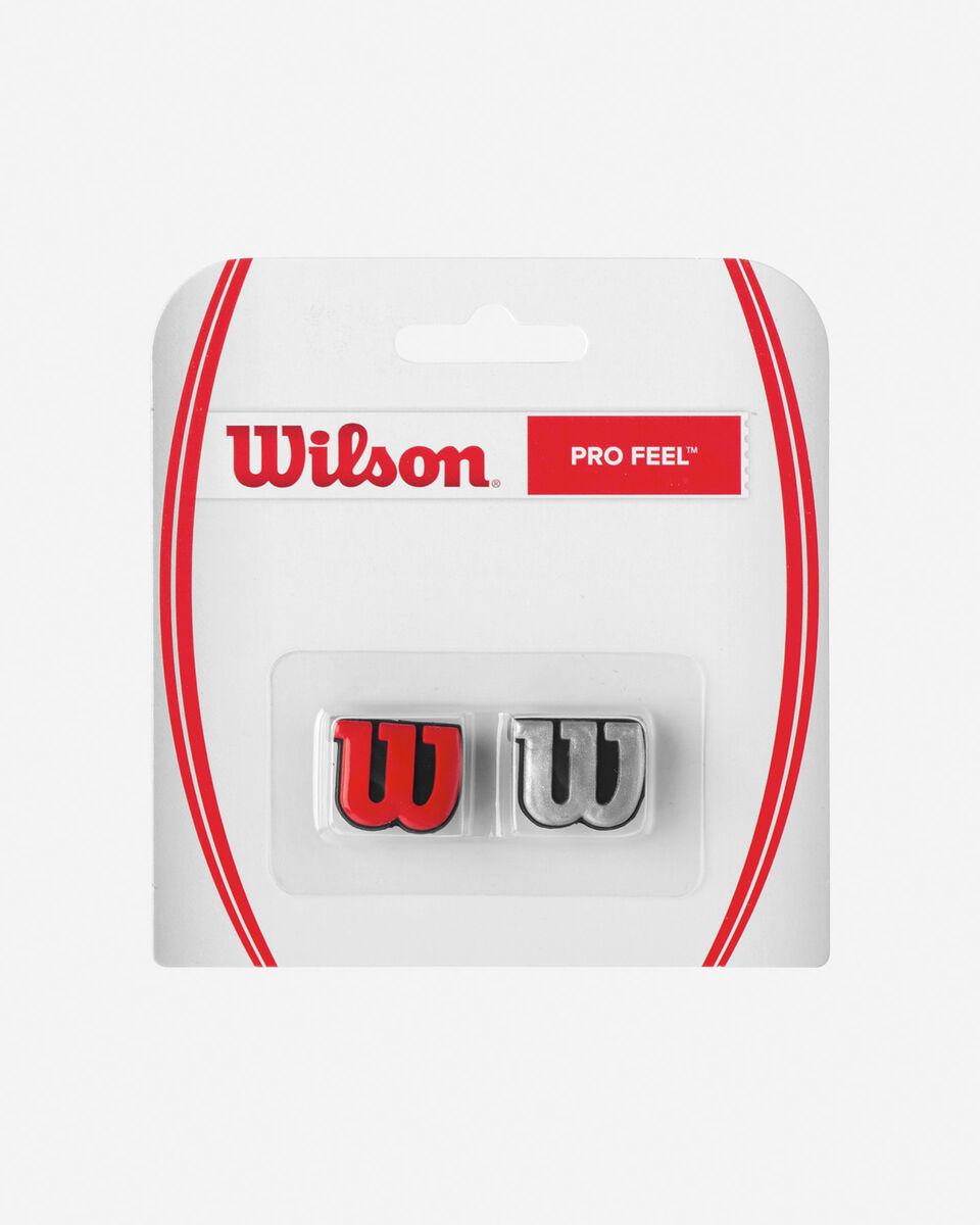 Accessorio tennis WILSON PRO FEEL S1282050 scatto 0