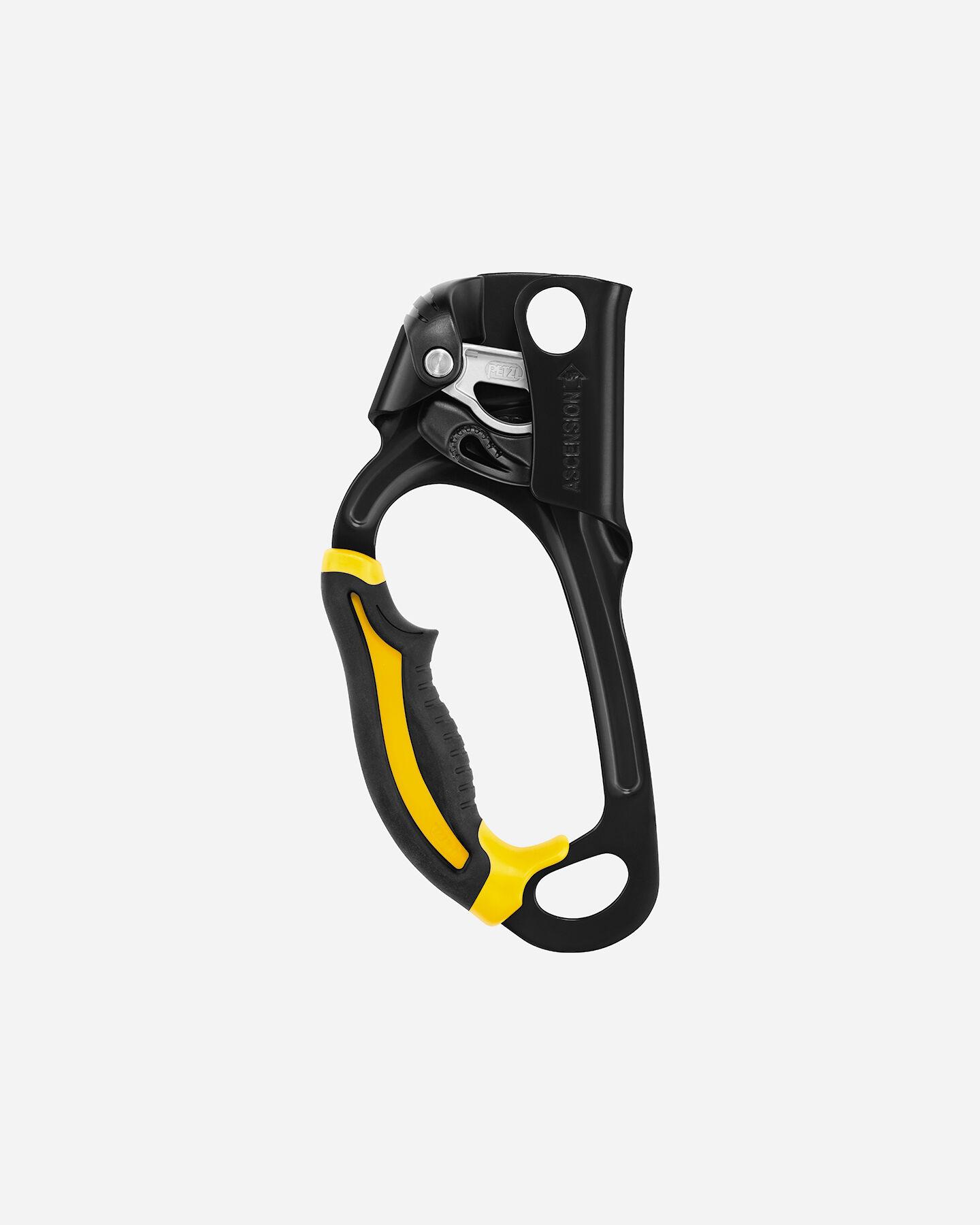Accessorio arrampicata PETZL MANIGLIA PETZL ASCENSION SX B17ALA S1147039|9999|UNI scatto 0