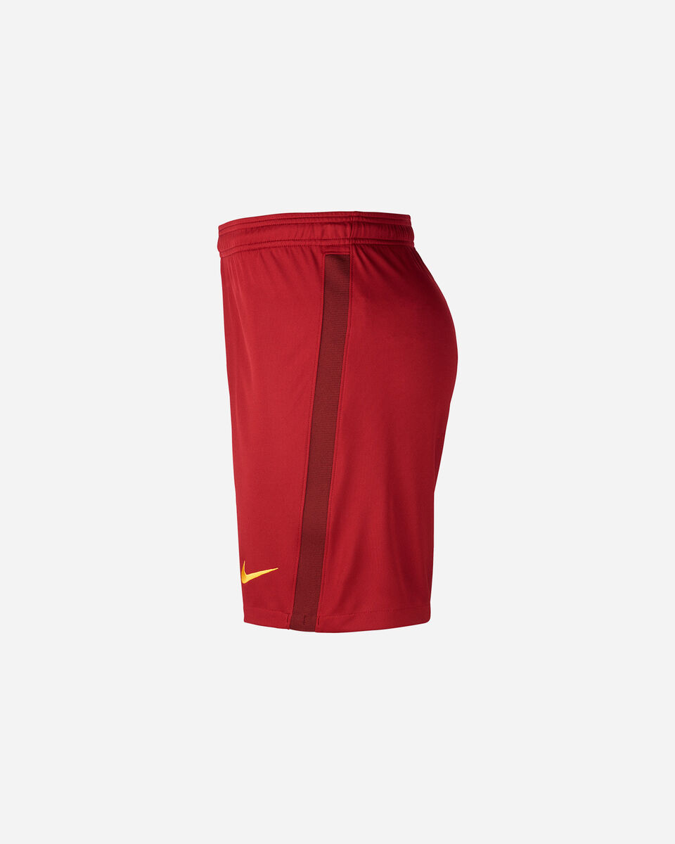 Pantaloncini calcio NIKE AS ROMA HOME 20-21 M S5195448 scatto 1