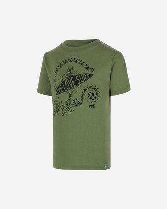 T-Shirt MISTRAL SCHELL SURF JR