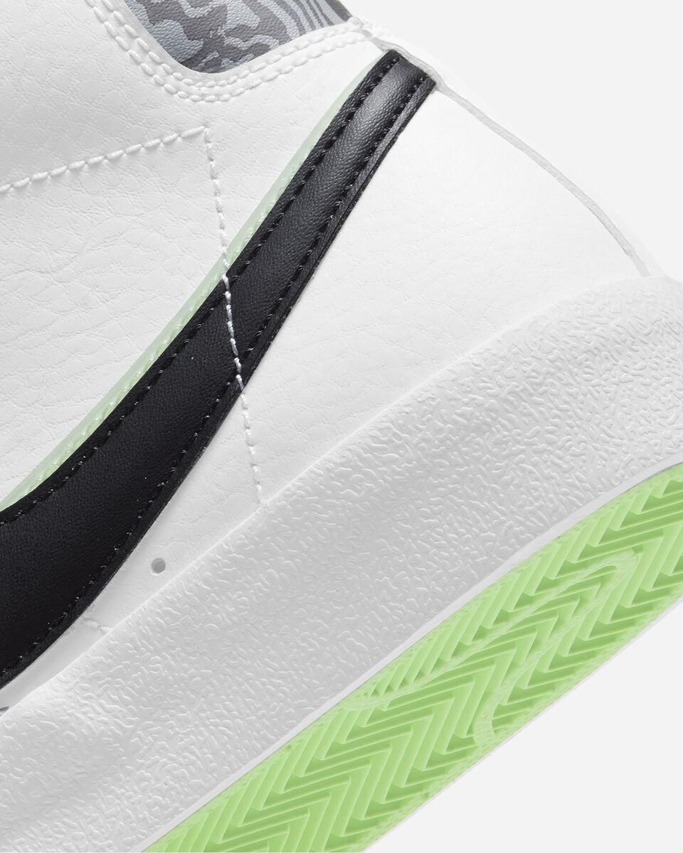 Scarpe sneakers NIKE BLAZER MID '77 SE JR GS S5270466 scatto 5