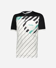 POLO E T-SHIRT uomo DIADORA STRIPES M