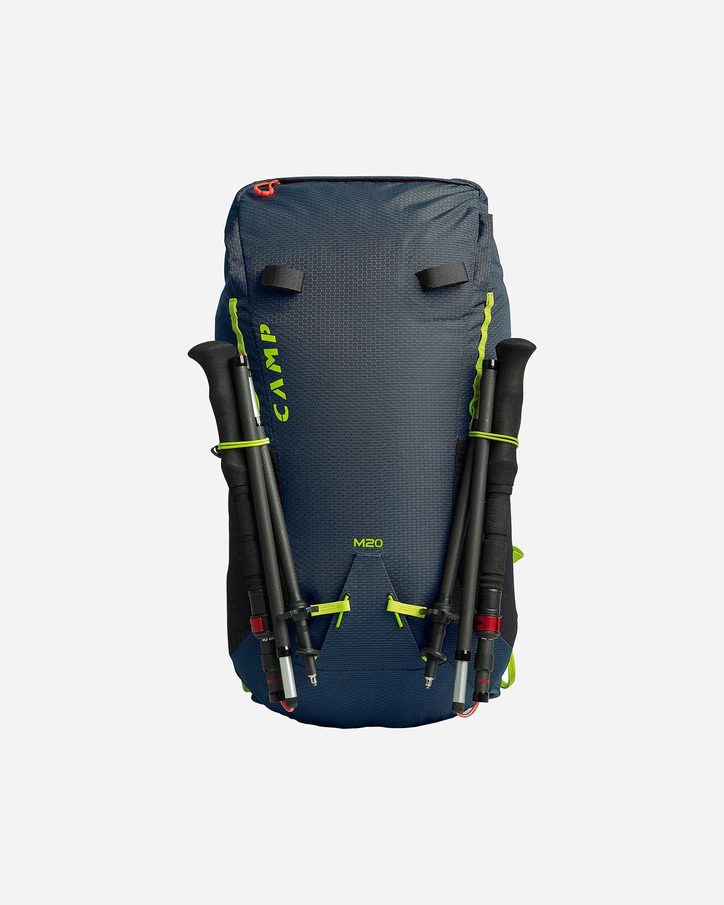 Zaino alpinismo CAMP ZAINO CAMP M20 20L 2918 S4081630|UNI|UNI scatto 3