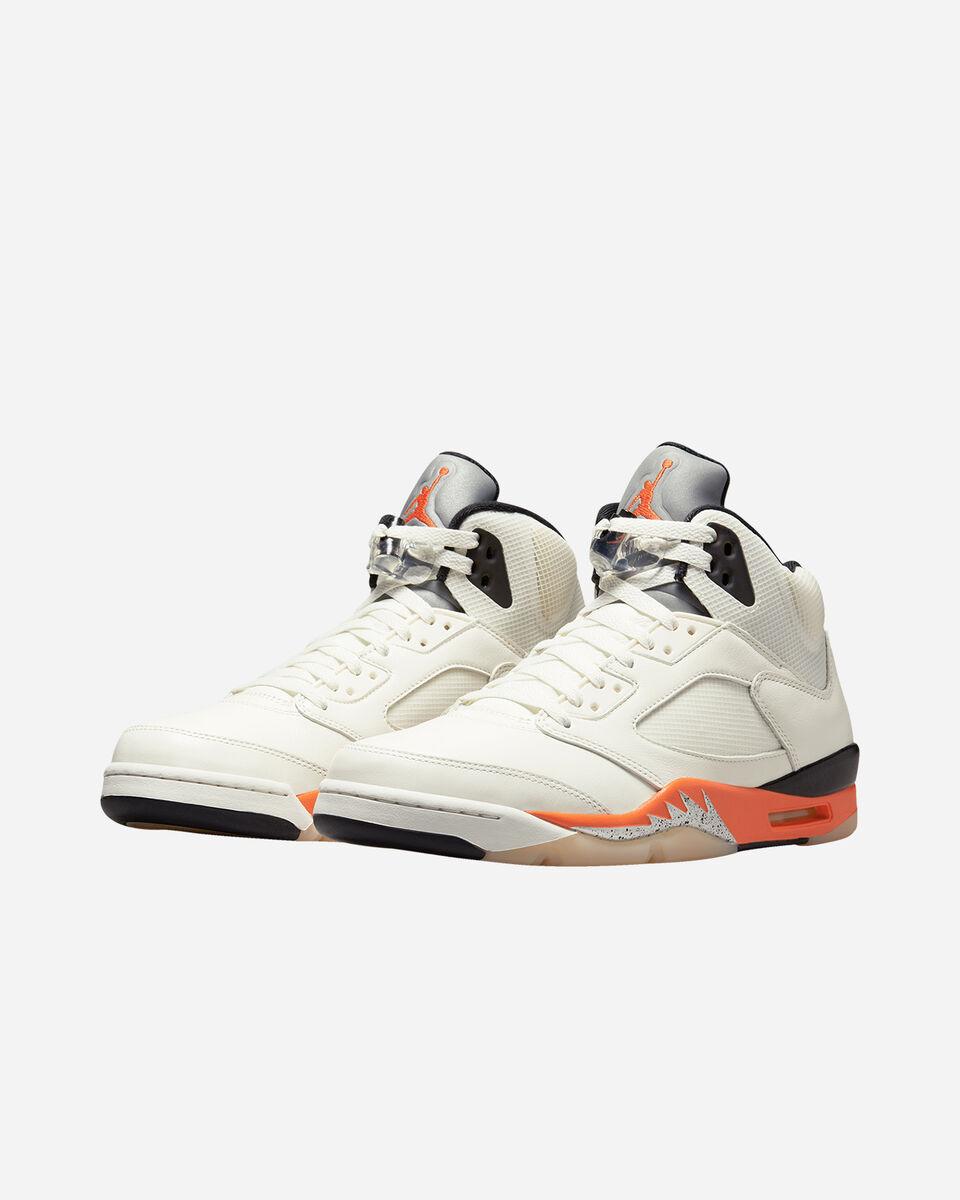 Scarpe sneakers NIKE AIR JORDAN 5 RETRO M S5331188 scatto 1