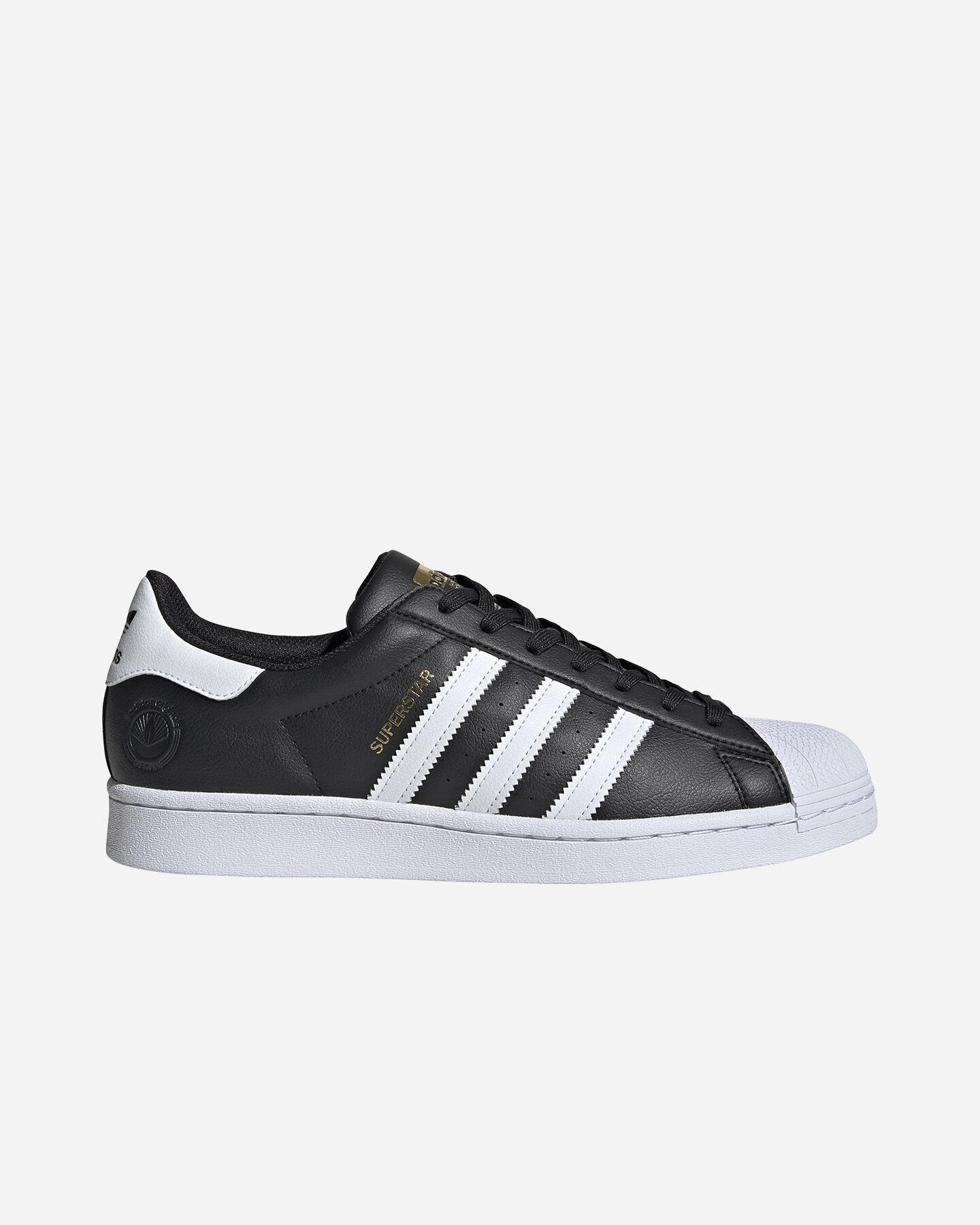 Scarpe sneakers ADIDAS SUPERSTAR VEGAN M S5209272 scatto 0
