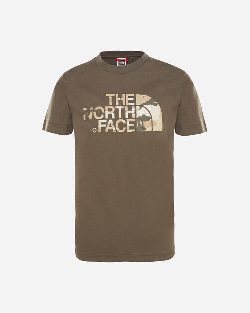 T-Shirt THE NORTH FACE EASY JR