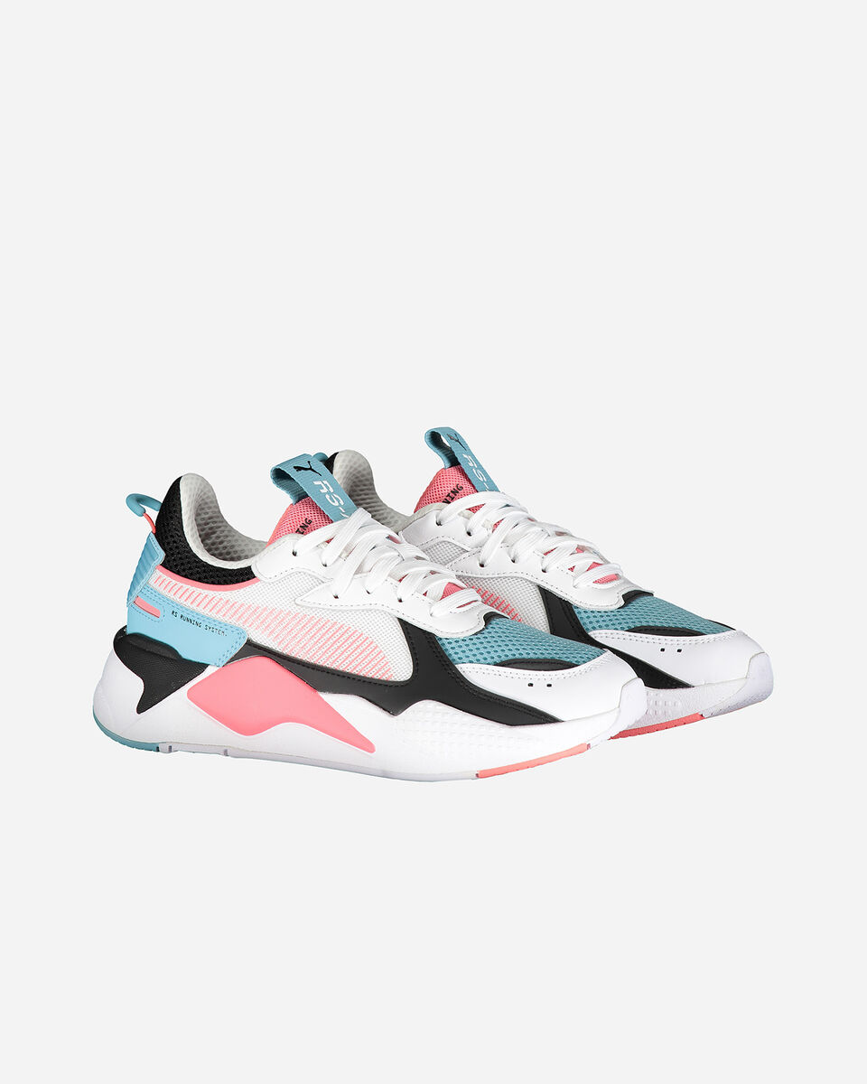 Scarpe sneakers PUMA RS-X 90 W S5188640 scatto 1