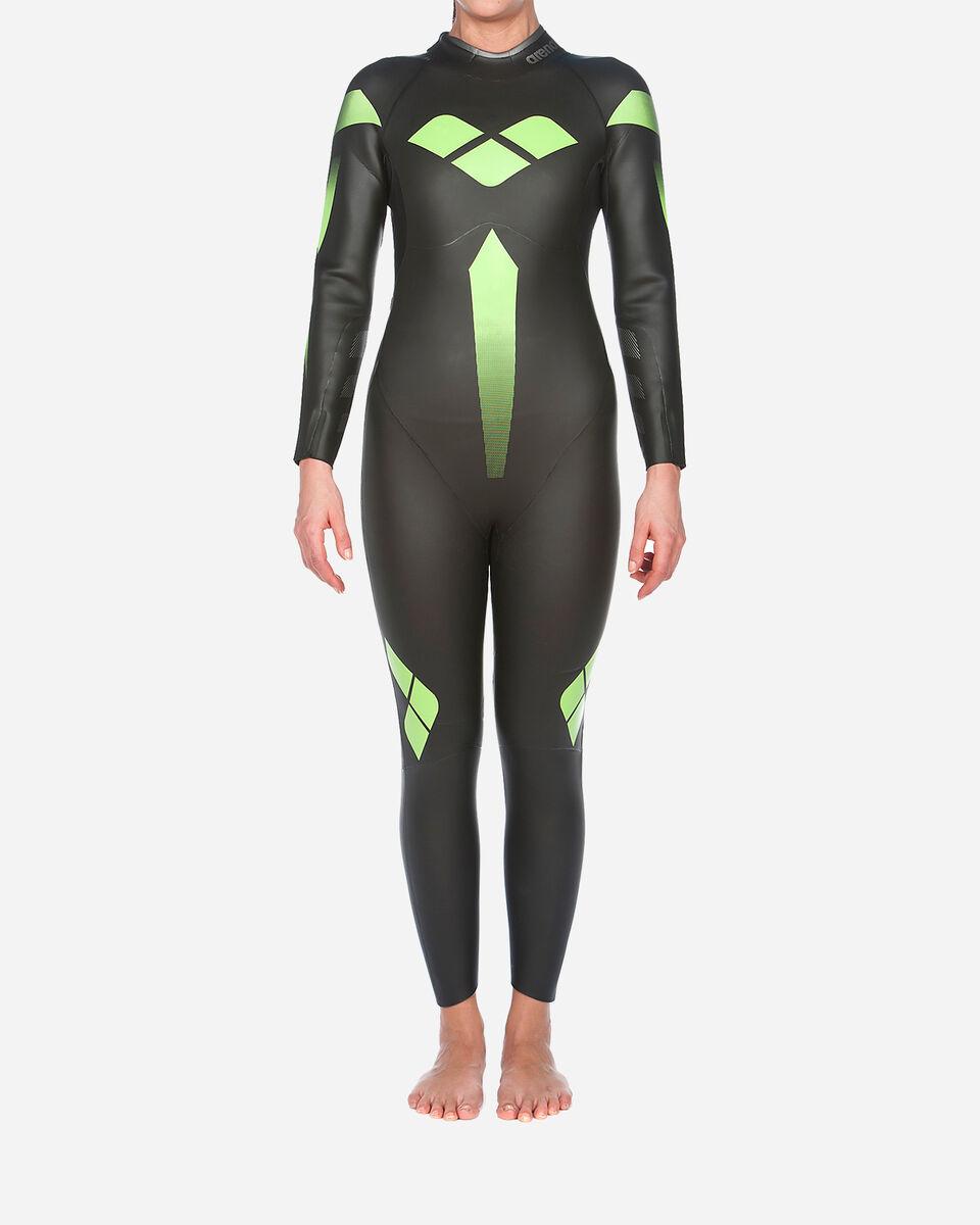 Costume piscina ARENA TRIWET W S4031120 scatto 1