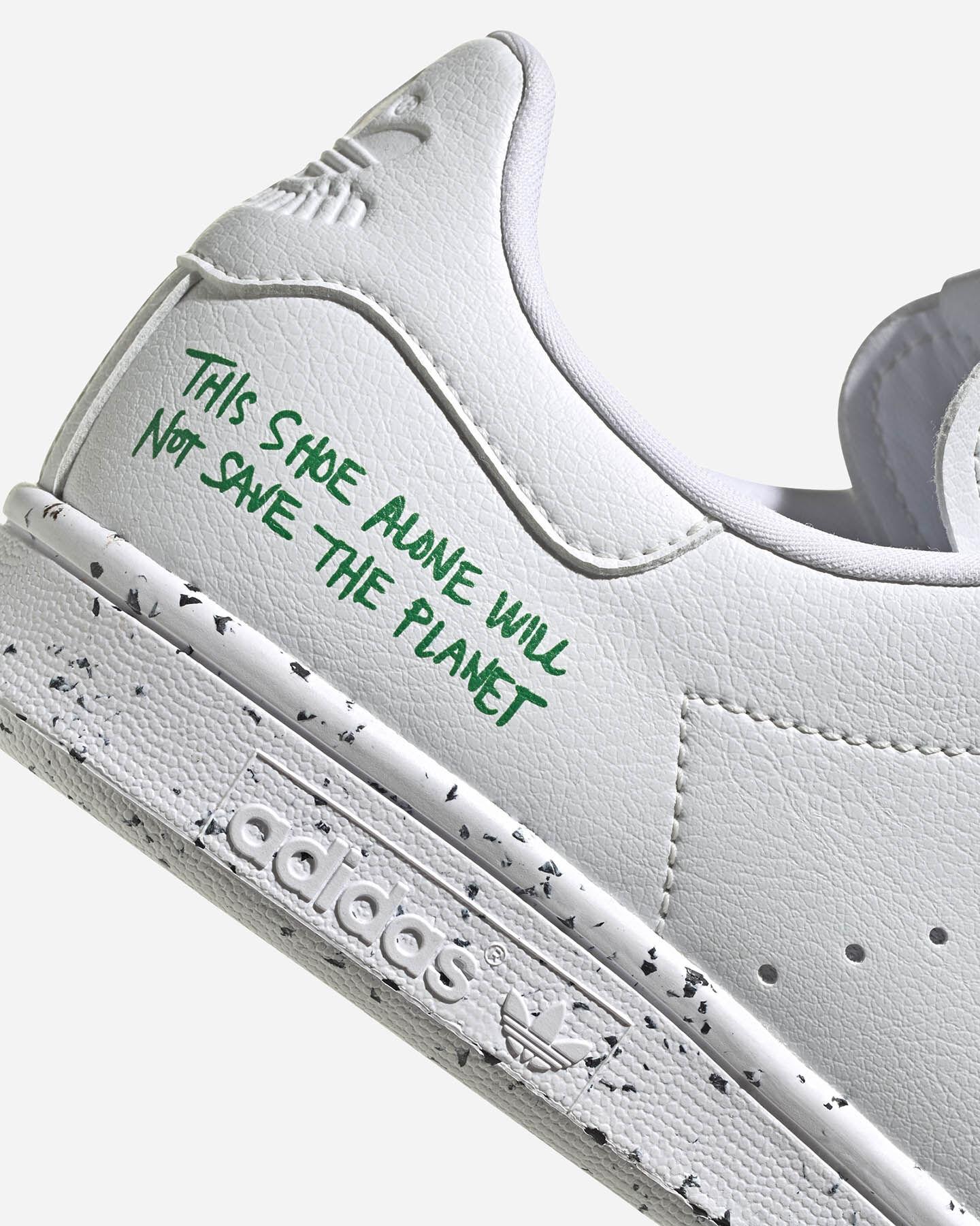 Scarpe sneakers ADIDAS STAN SMITH VEGAN M S5208678 scatto 4