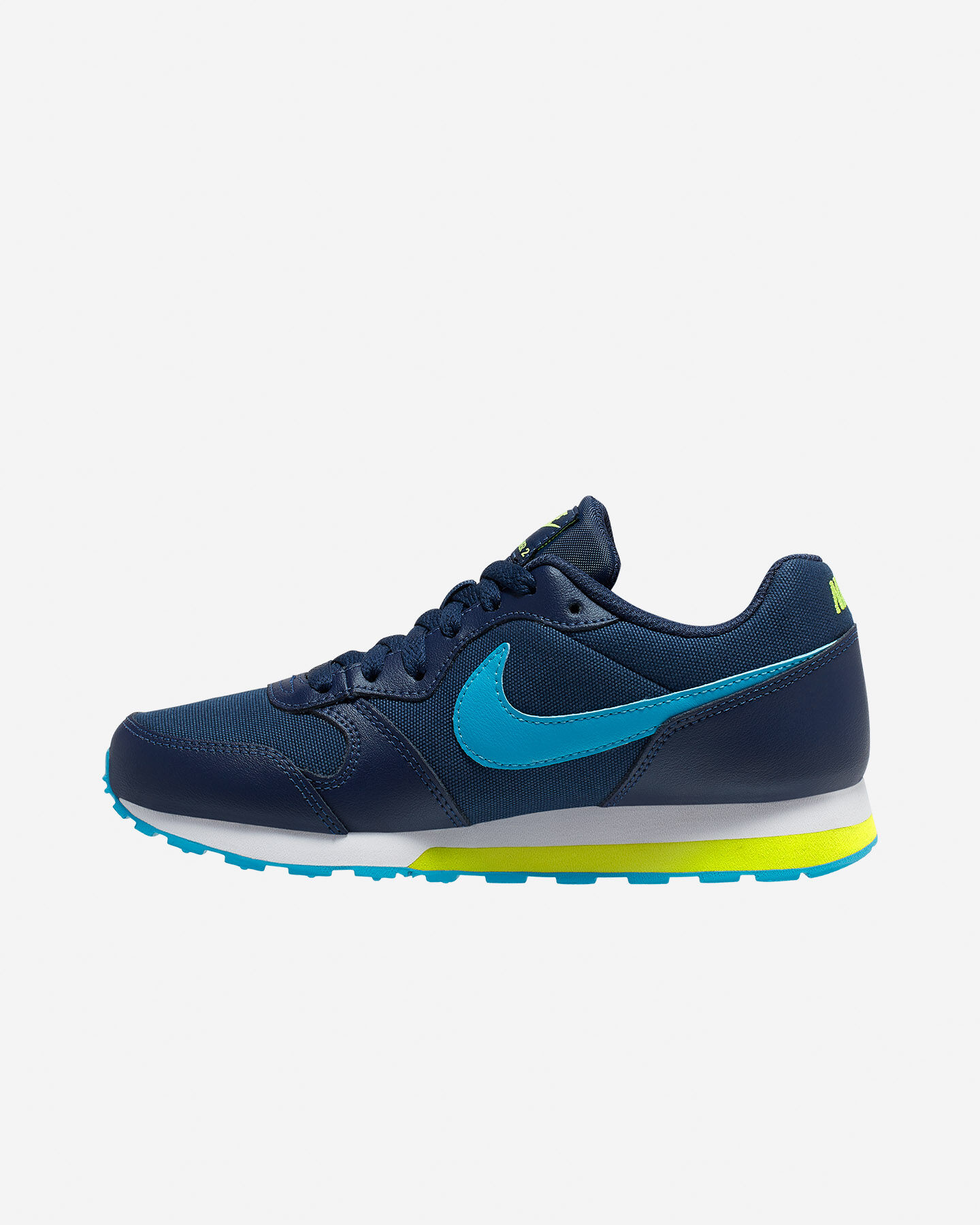 Scarpe sportive NIKE MD RUNNER 2 JR GS S5161200 scatto 2
