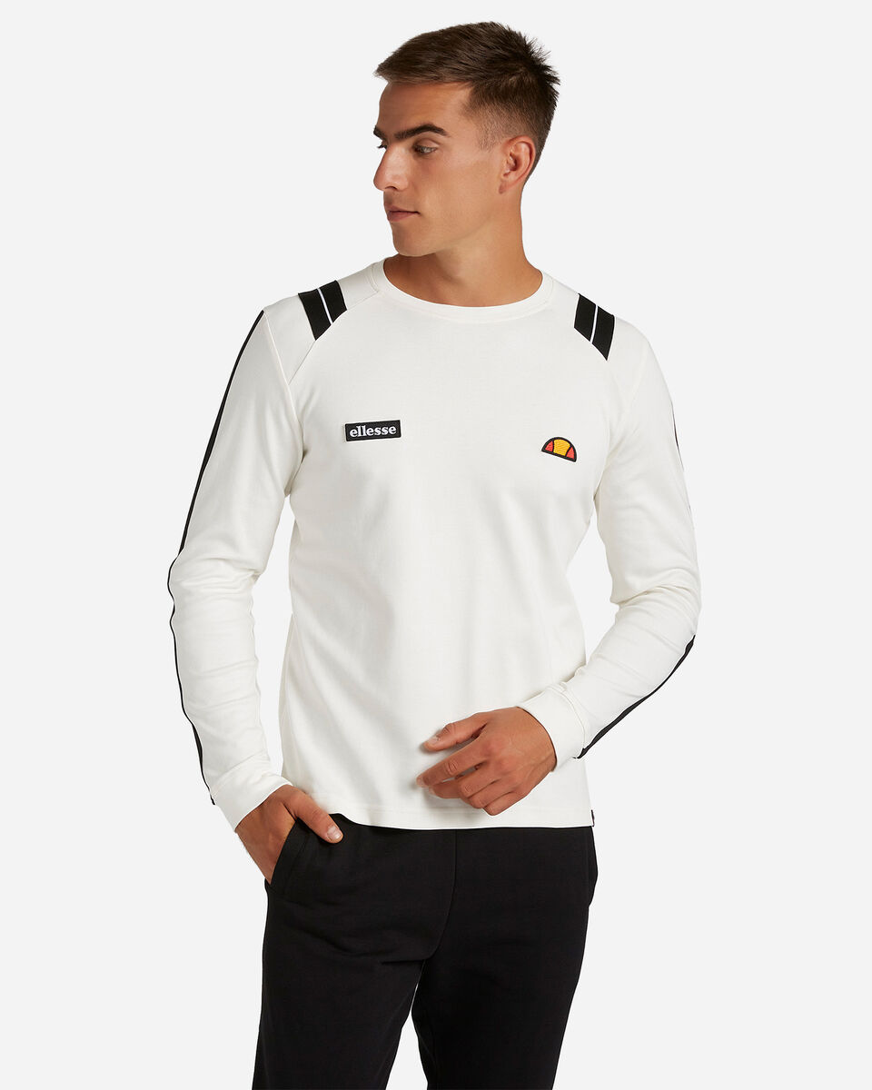 T-Shirt ELLESSE STRIPES M S4081219 scatto 0