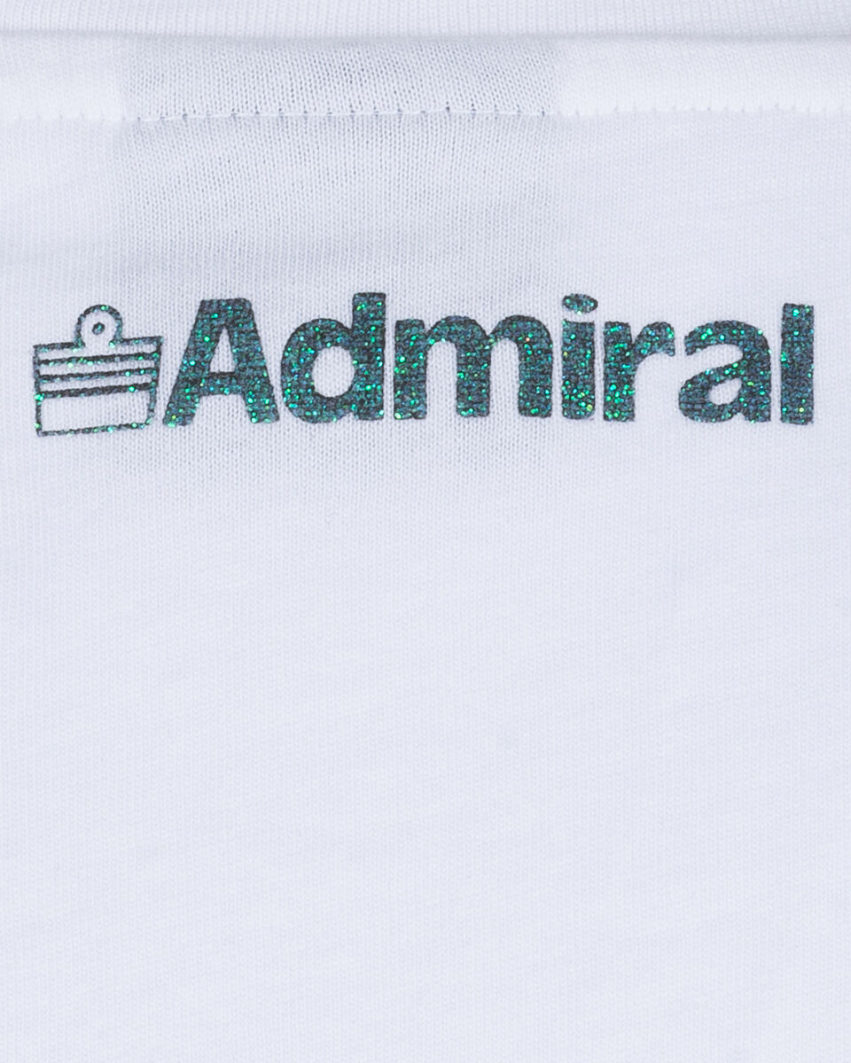 T-Shirt ADMIRAL CROPPED JR S4075968 scatto 2