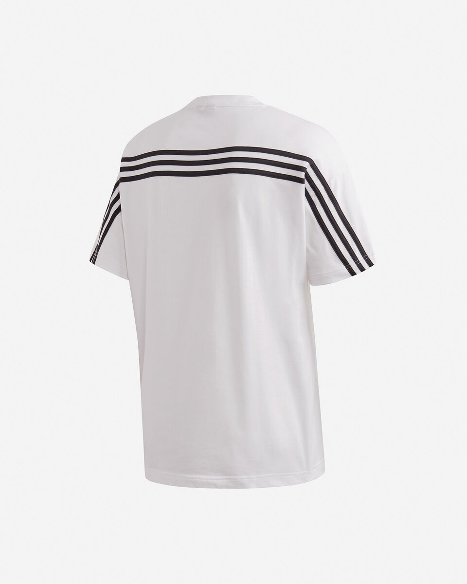 T-Shirt ADIDAS MUST HAVE 3 STRIPES M S5216653 scatto 1