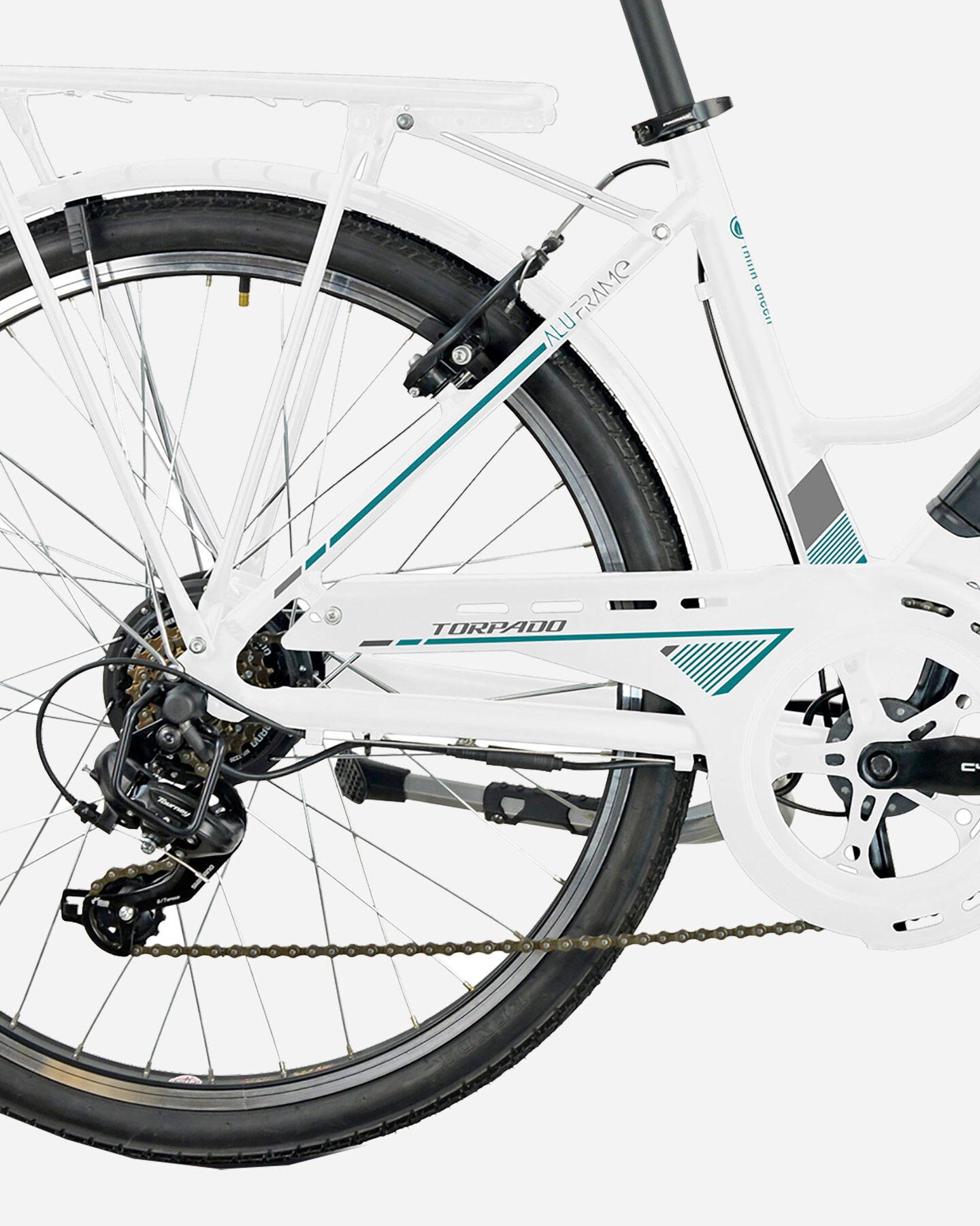 Bici elettrica TORPADO E-BIKE VENUS 7V S4074048 1 UNI scatto 1